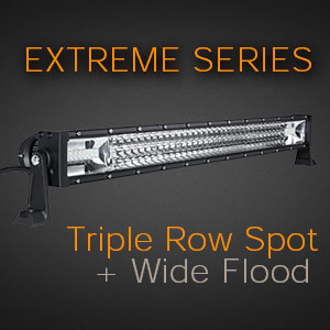 The Extreme Series LED Light Bar