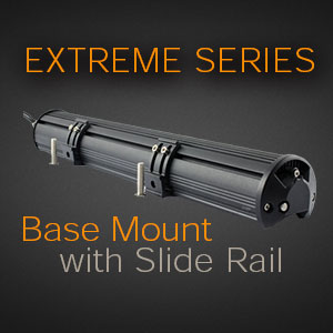 Base Mount LED Light Bar
