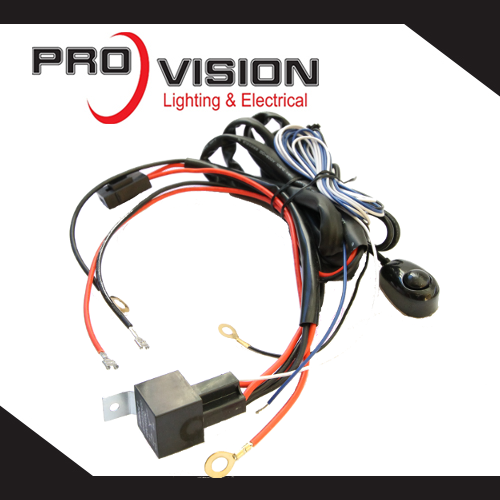 Spotlight Wiring Harness Perth : Harness bar for toyota mr get free image about