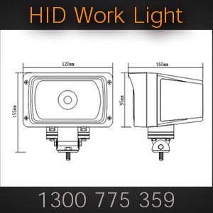 Buy HID Work Lamps Online Today