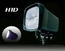 HID Work Lights