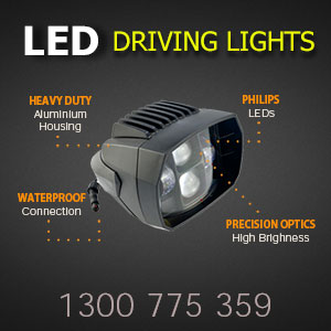 5 Inch 35w LED Driving Light Features and Specifications