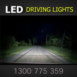 LED Driving Light - 5 Inch 60 Watt Brightness