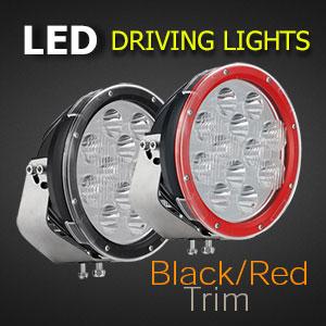LED Spot Lights 9 Inch 180 Watt Colours