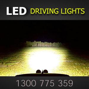 LED Driving Lights 9 Inch 320 Watt Pro Series Illumination