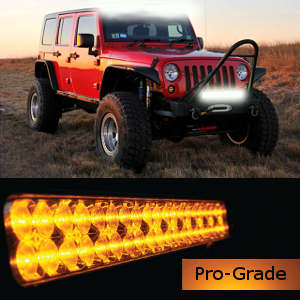 Pro Grade LED Light Bars