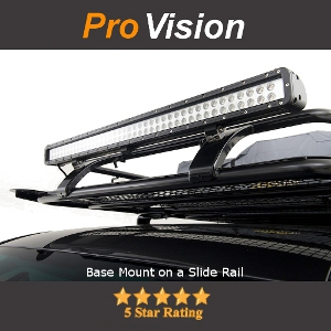 Base Mountable LED Light Bars