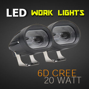 3 Inch High Quality LED Work Light