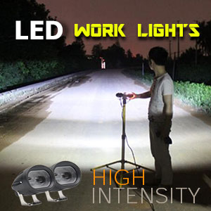 Heavy Duty 3 Inch LED Work Light