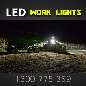 LED Work Lights 4 Inch 50 Watt Pro Series Illumination