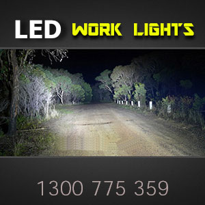 LED Work Light | Oval 4x6 Inch 60 Watt Features Illumination