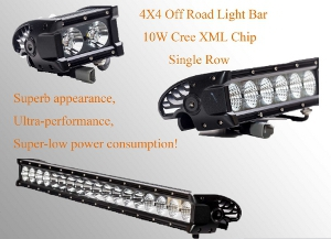Specifications for the 10w Branded LED Bar Lights